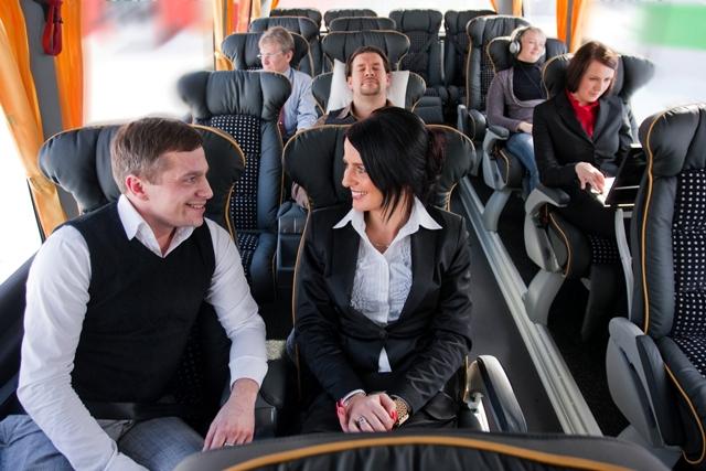 Транспорт на мероприятия в Екатеринбурге