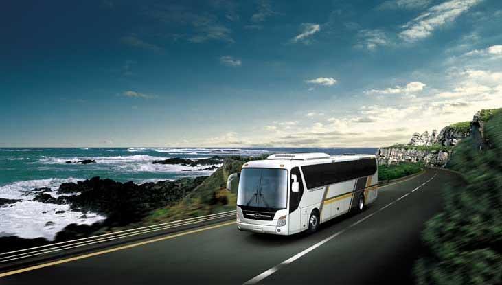 Пассажирские перевозки на автобусе и микроавтобусе в Екатеринбурге